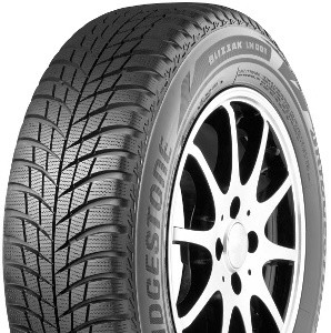 Bridgestone Blizzak LM001 185/70 R14 88T M+S 3PMSF