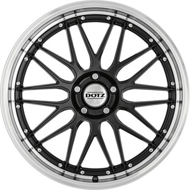 Dotz Revvo Dark 8,5x20 5x114,3 ET35