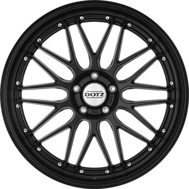 Dotz Revvo Black 9,5x19 5x120 ET40