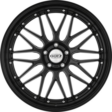Dotz Revvo Black 8,5x20 5x120 ET30