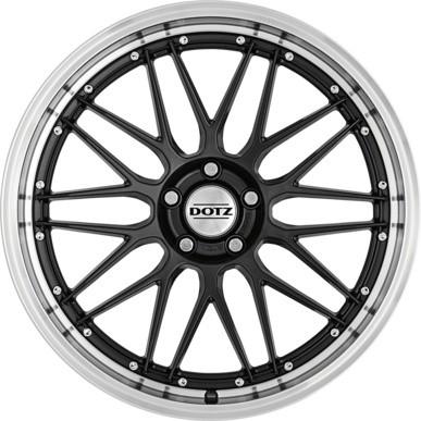 Dotz Revvo Dark 9,5x19 5x120 ET40