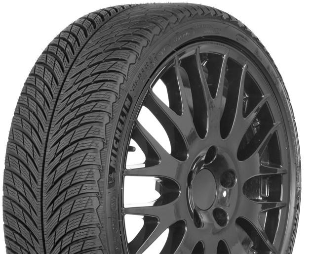Michelin Pilot Alpin 5 SUV 235/60 R17 106H XL FP M+S 3PMSF