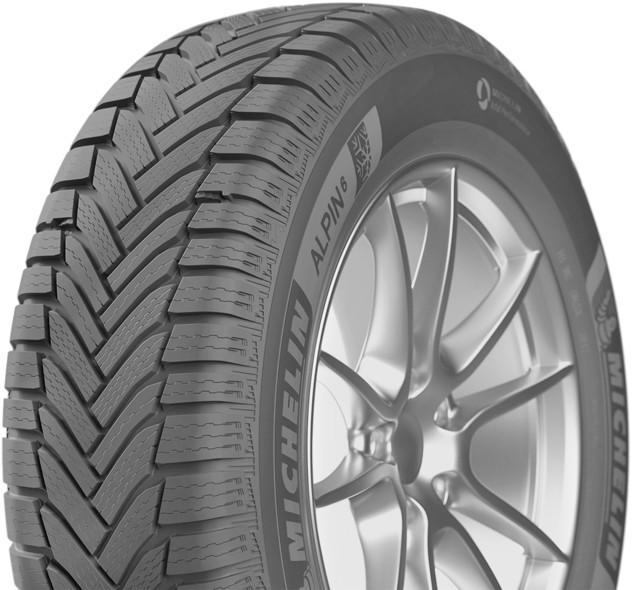 Michelin Alpin 6 215/55 R16 93H M+S 3PMSF